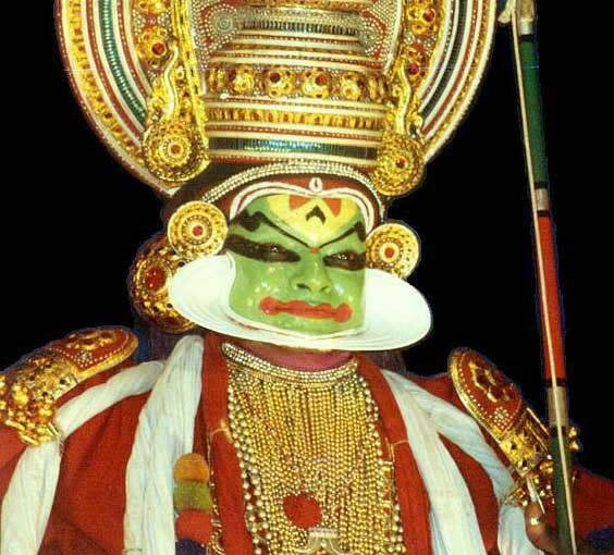 Dakshayagnam: A Grand  Kathakali   Performance