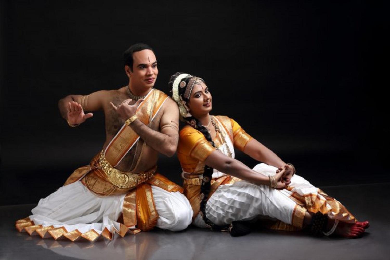 Jaikishore and Padmavani Mosalikanti – Grand Indian Kuchipudi Dance