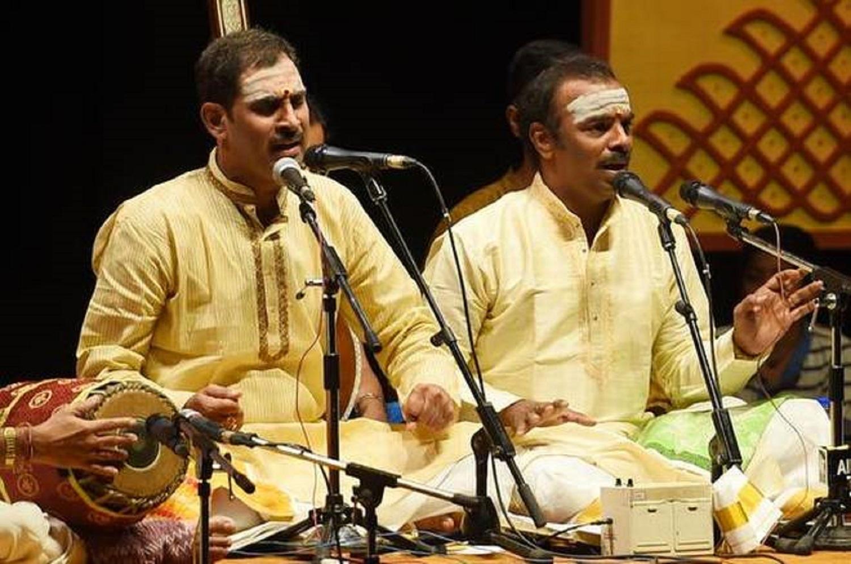 Malladi Brothers – A Grand Carnatic Music Concert (POSTPONED)