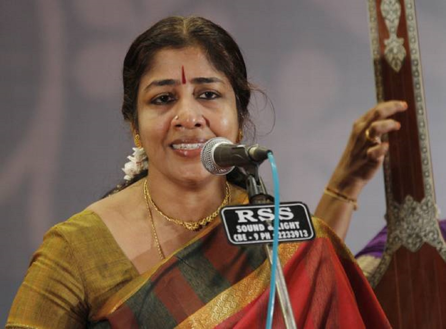 Carnatic Vocal Concert (Free) – (as part of the Philadelphia Ganesh Festival activities)