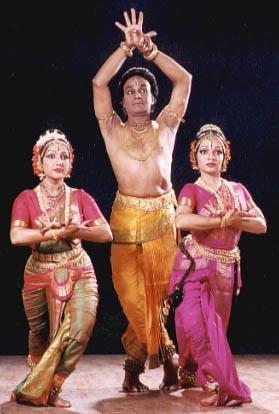 Kuchipudi Dance Performance