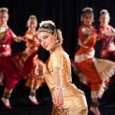 Workshop & Bharatanatyam performance in collaboration with Montgomery County Community College, November 17 &18