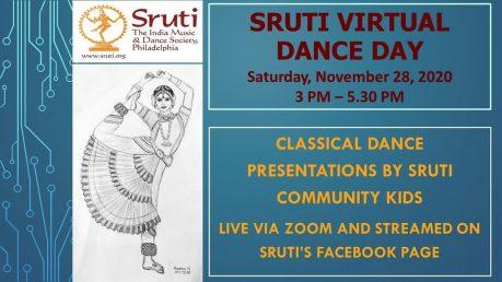 SRUTI Virtual Dance Day