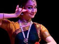 Bharatanatyam Dance by Sophia Salingaros (Virtual event)
