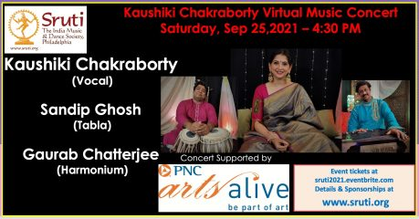 Indian Hindustani Classical Musical Concert